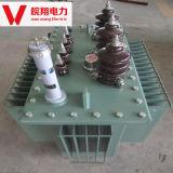 Transformateur électrique du pouvoir Supply/10kv/transformateur amorphe d'alliage