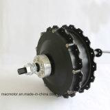 Motor de la rueda trasera del motor del tornillo del negro del motor de la alta calidad 36V 1000W 520rpm