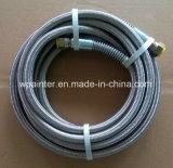 """Tubo flessibile ad alta pressione dell'acciaio inossidabile di SAE 100 R14 5/8 """" PTFE/Teflon"""