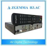 pour le H3 d'USA/Mexico Zgemma. Récepteur satellite combiné de l'énigme 2 DVB-S2+ATSC à C.A. Linux