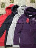 Vestiti di riserva, Long Style Winter Hoodie, prezzo più poco costoso Garmen della signora