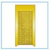 Elevatore dorato della baracca stupefacente di approvazione di disegno del cliente