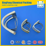 Aço inoxidável 304 selas de Intalox do metal 316L