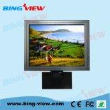 """Monitor Point of Sales resistente de la pantalla táctil del compacto 19 """" con USB/RS232"""