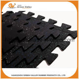 Anti-Shock 50X50cm Interlocking Rubber Chechmates for Gym