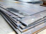 Piatto d'acciaio laminato a caldo ad alta resistenza bassolegato S355j2