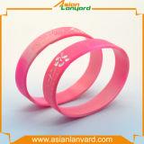 Fördernder Gummi gedruckter SilikonWristband