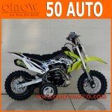Mais novo Mini Tamanho 50cc Gas Crianças Dirt Bike