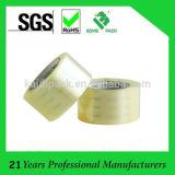 Nastro trasparente del nastro adesivo BOPP della fusione calda con forte adesivo