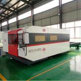 Máquina 4kw do laser com cambista da pálete (FLX3015-4000PRO)