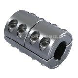 Высокопрочное соединение Servo мотора твердого соединения алюминиевого сплава