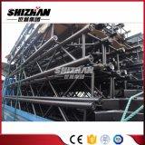 Broche en aluminium Truss&#160 de grand dos noir de poudre de Shizhan 300*300mm ;