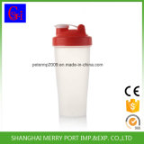 copo plástico elevado do abanador do produto comestível do Desempenho-Preço 600ml