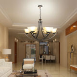 Lamp van de Kroonluchter van de Tegenhanger van de Stijl van Europa de Moderne voor het Project van het Hotel
