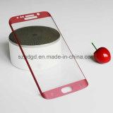 3D 9h curvó la película protectora de la pantalla del vidrio Tempered del teléfono celular del borde para los accesorios móviles de cristal endurecidos borde de Samsung S7