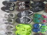 Zapatos usados zapatos de la mano del AAA segundo del grado