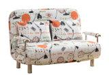 Vollkommenes und kompaktes intelligentes Gewebe-Sofa-Bett für Wohnzimmer-Einrichtungsgegenstände