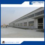 I disegni industriali della tettoia di basso costo/hanno prefabbricato il magazzino di memoria