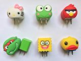 Vente en gros Hot Selling Wall Charger 5V1a USB with Cartoon Design
