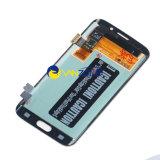 Мобильный телефон LCD для замены экрана края галактики S6 Samsung