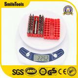 изготовленный на заказ Hex установленные биты водителя вставки винта 33PCS