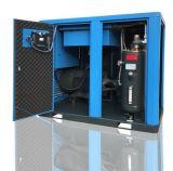 compresores de aire fijos de dos fases del tornillo de la velocidad 90kw-250kw