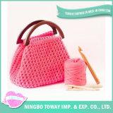 卸し売り方法女性のハンド・バッグを編むデザイナー手