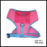 Cablaggio corrente reso personale della maglia della maglia del cane di animale domestico di sicurezza con la casella di Poo