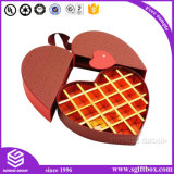 Spcial Design Heart Paper Box Packaging Chocolate Candy