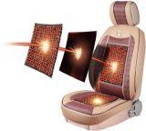 Form Changeble des Auto-Sitzkissen-3D mit Rosenholz und Pelz-Typen Gewebe