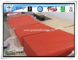 Garniture de caoutchouc spongieux, couvre-tapis en caoutchouc, garniture en caoutchouc avec les certificats ISO9001