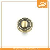 Metal clássico do botão da tração da gaveta da ferragem da mobília do botão dos punhos de porta do gabinete