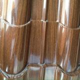 새로운 벽돌 디자인은 코일에 있는 직류 전기를 통한 & Galvalume 강철판 Prepainted