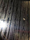 Bobines gravées en relief de toile et feuilles d'acier inoxydable de configuration de fournisseur de matière première de bassin de cuisine de la Chine