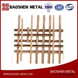 Moderne Metallwand-Dekor-Kunst-Zeile Qualität