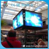 Экран дисплея модуля крытый СИД знака HD P4 СИД