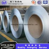Espessura de aço galvanizada 0.12-5.0mm da bobina do MERGULHO quente da aplicação da telhadura