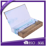 Custom Handmade Heded Lid Paper Perfume Packaging Box