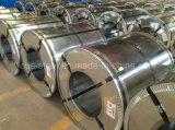 La bobina de acero prepintada/el color del Galvalume cubrió bobinas del acero Coil/PPGI
