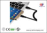 10 pies de USB extralargo del micr3ofono al cable del USB 2.0