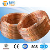 Factory directement 99,9% C11000 Pure Copper Tubes