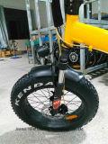 20 بوصة إطار العجلة سمين يطوي درّاجة كهربائيّة [إبيك]