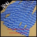 Laços de curva de seda tecidos jacquard do laço do auto do Mens
