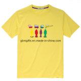 T-shirts faits sur commande de sublimation de qualité, impression faite sur commande de T-shirt