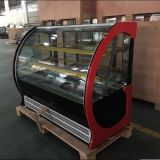 承認されるセリウムが付いているケーキの表示冷却装置か冷たいデリカテッセンのショーケース(G740A-W)