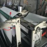 Máquina de estaca automática do papel do tamanho A4