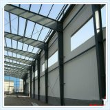 Edificio moderno de la estructura del marco de acero de la casa prefabricada Q235 Q345 de China