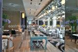 Het Meubilair van het hotel/het Dineren van de Fabriek de Promotie Vastgestelde Ronde Lijst van het Restaurant