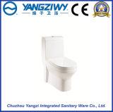Шар туалета двигателя Siphonic керамический