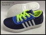 Le plus défunt sport d'enfants de modèle chausse les chaussures de loisirs de chaussures de course (HH411-14)